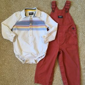 OshKosh Toddler Set